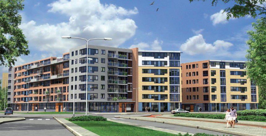 Schiedam-de-Vijf-molens-100+-appartementen