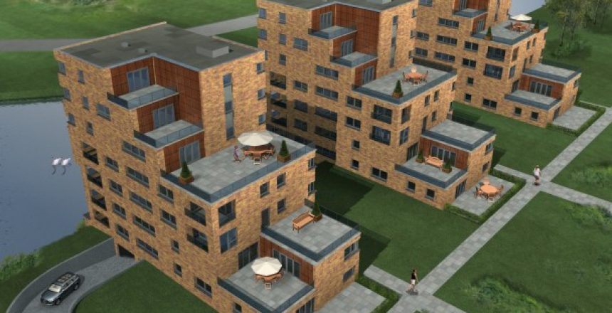 Vlissingen-36-appartementen-versie-II-608x408